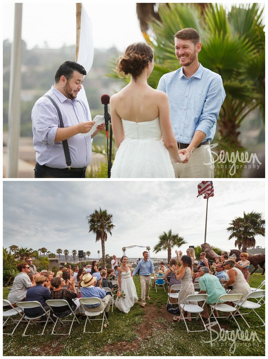 southern california wedding nick and gretchen u0027s solana beach