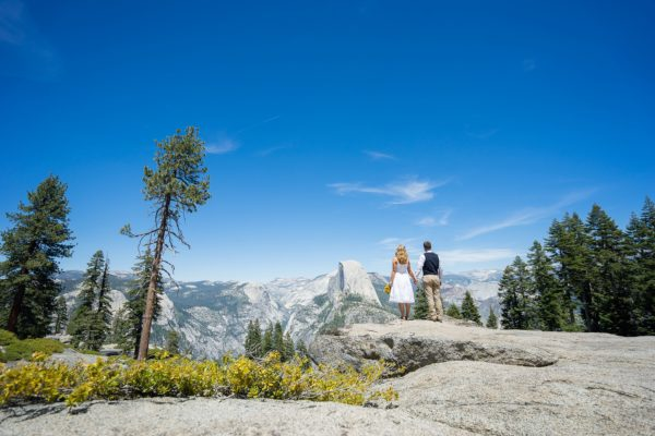 In Love and On Top of the World | Wedding Photography Tips for Mountain Weddings