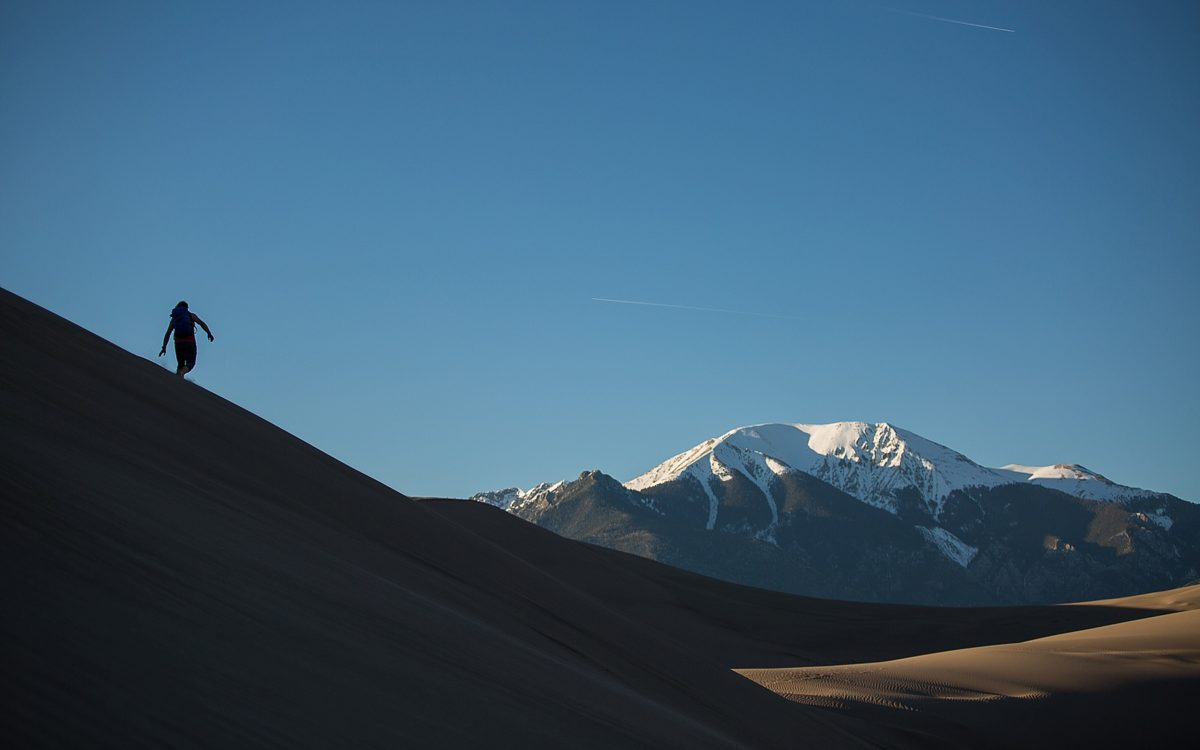Southwest Road Trip Par 4 - Great Sand Dunes National Park