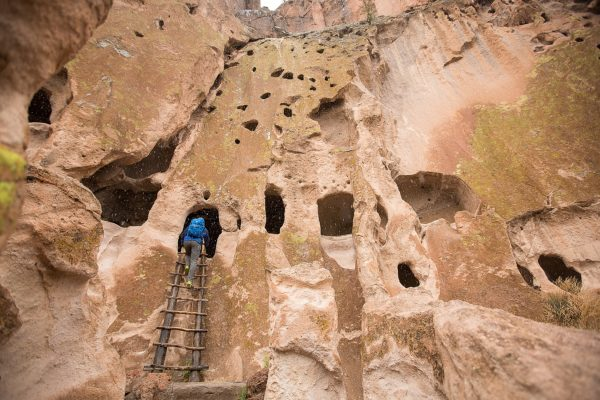 Southwest Road Trip Part 3 - Tent Rocks, Bandelier, and Santa Fe