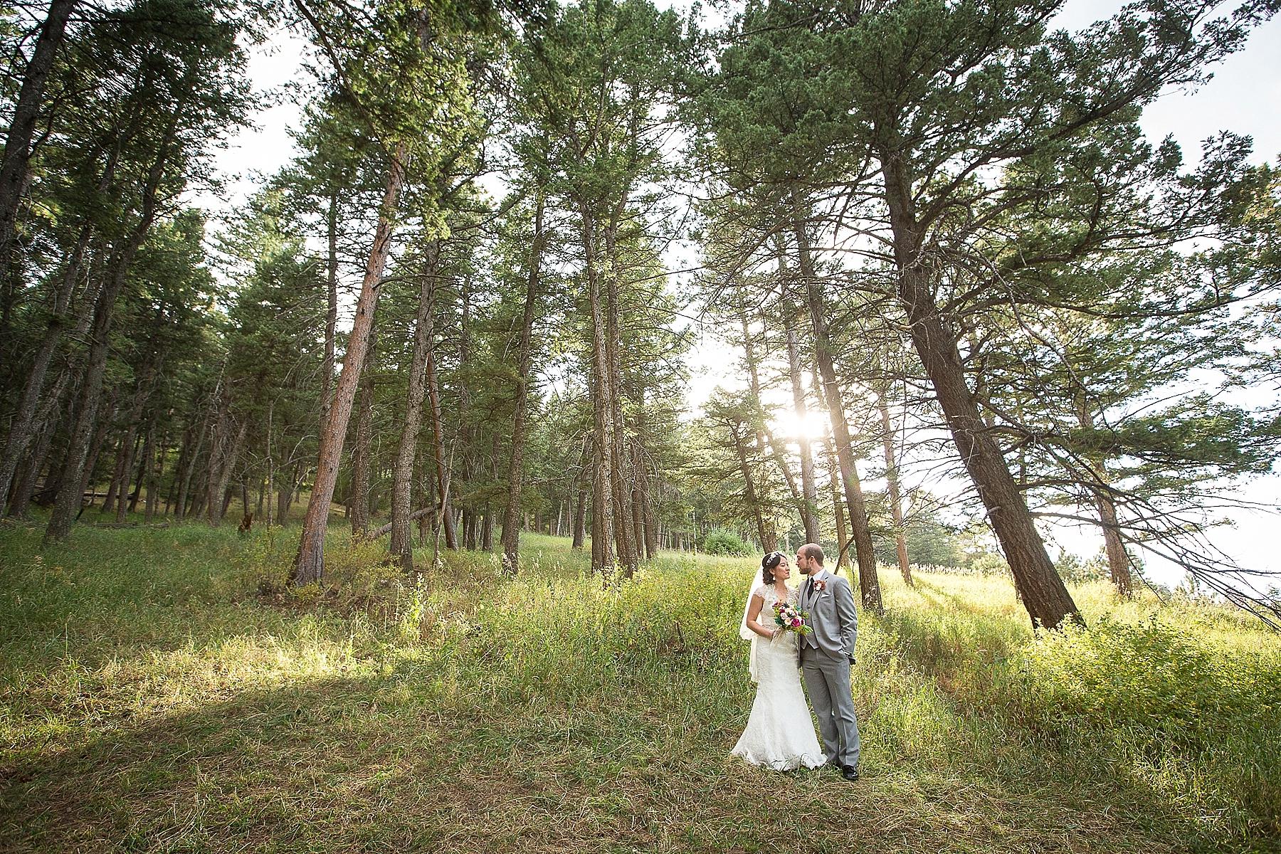 Evergreen Colorado Wedding Photographer