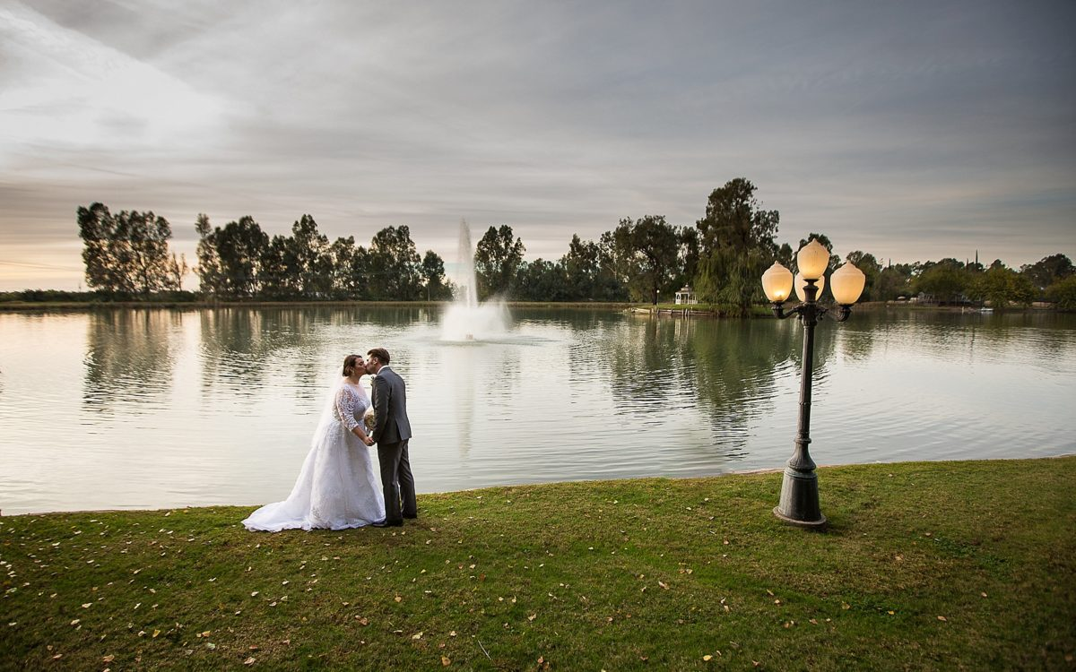 Leanne and David's Wolf Lakes Wedding | California Wedding Photography