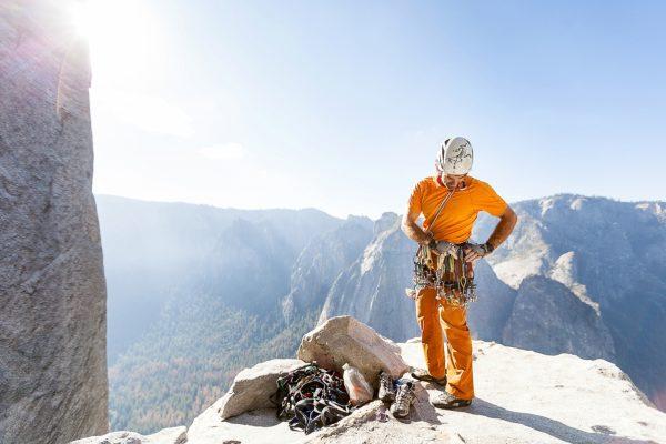 Yosemite Trip Report - Climbing the Salathe Wall