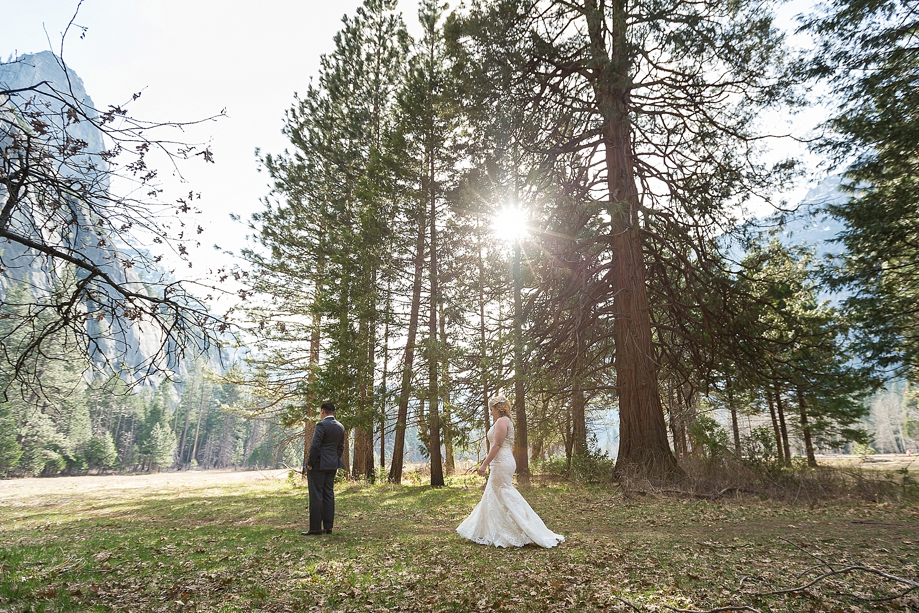 Evergreen Lodge Yosemite Wedding California Wedding Photography