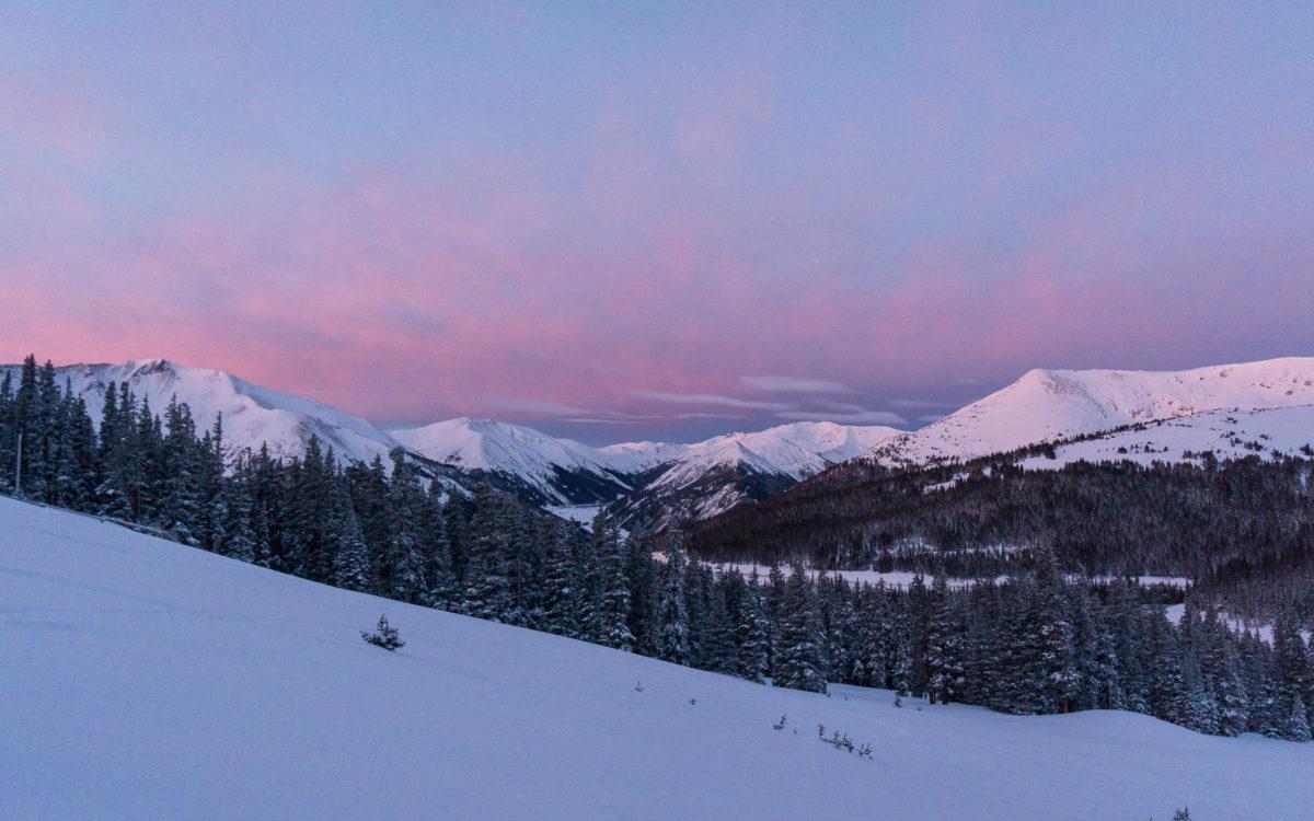 Colorado Backcountry Skiing Season Recap