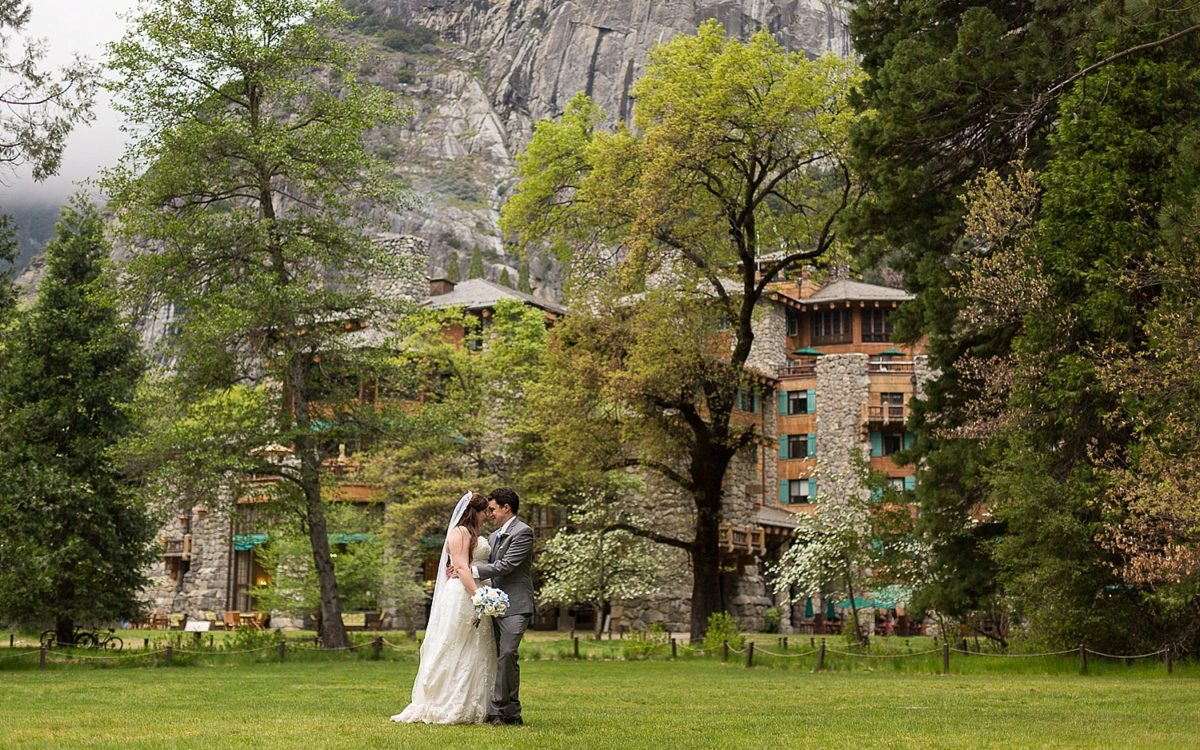 TJ and Whitney's Springtime Yosemite Wedding