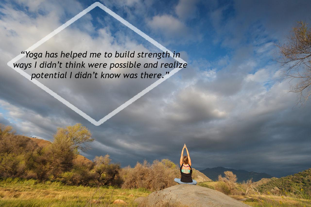 True Nature Tribe - Outdoor Yoga Photography | Bergreen ...