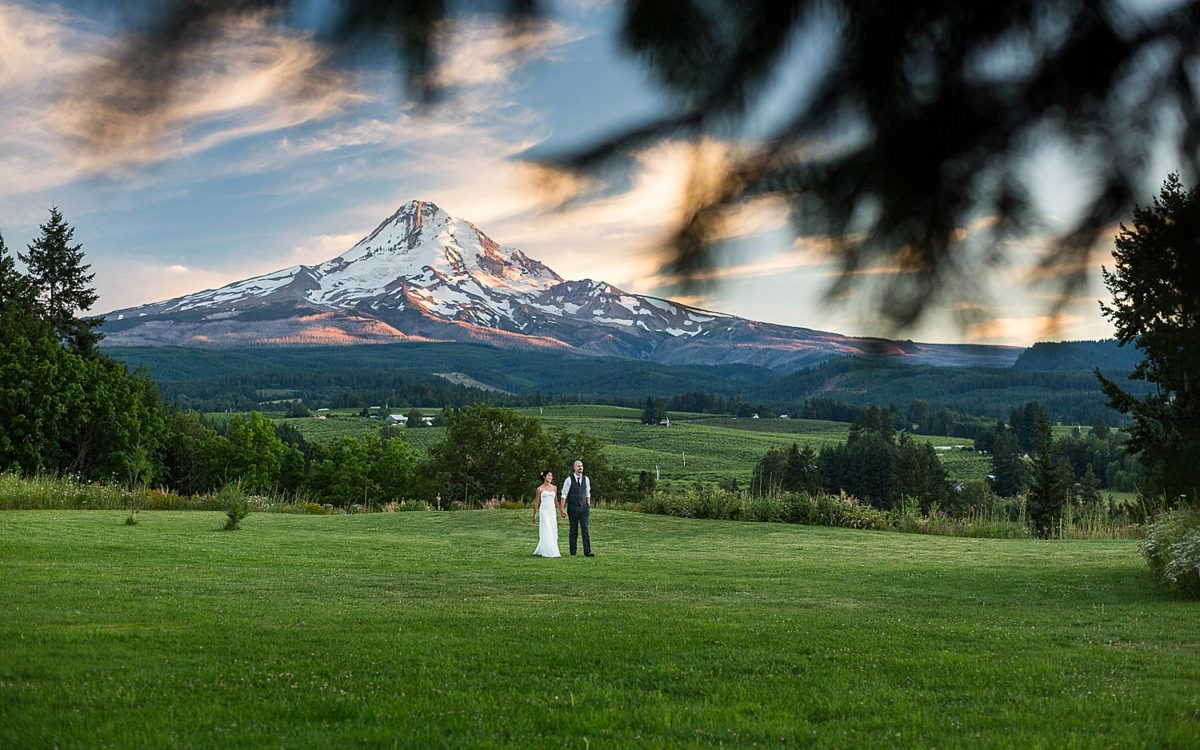 Mt Hood Organic Farms Wedding | Jeremiah and Chiu-Yu