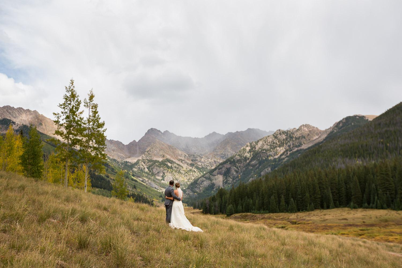 Piney River Ranch Wedding Eagles Nest Wilderness Wedding Portraits