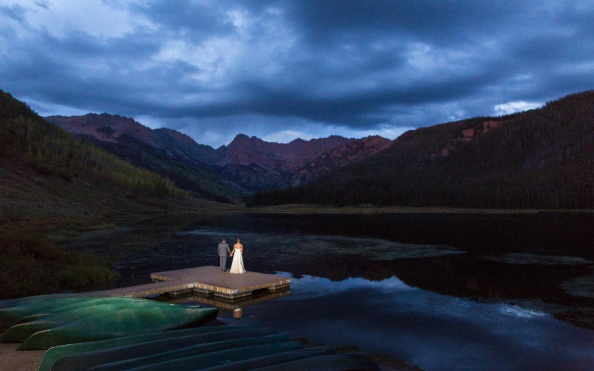 Piney River Ranch Wedding | Jaron and Lindsey