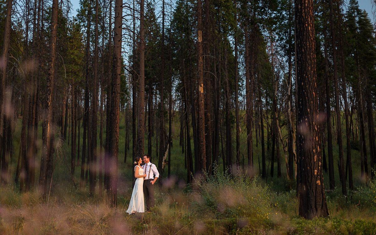 Playful Yosemite Wedding at Evergreen Lodge | Lia and Scott