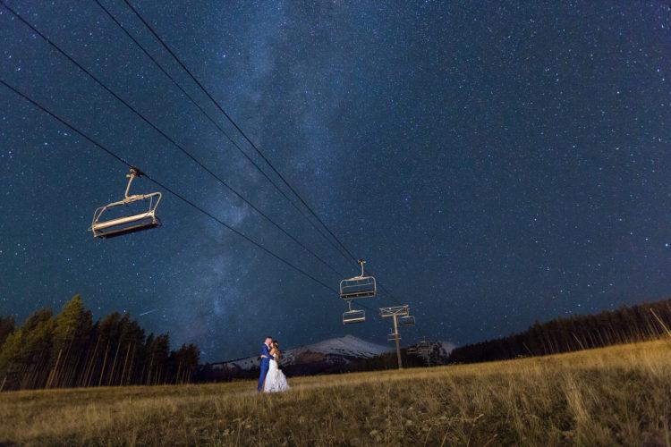 colorado mountain wedding photographer breckenridge