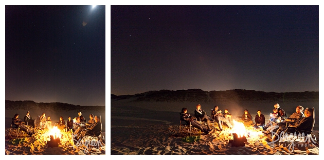 We Headed To The Beach For A Bonfire With Our Good Friends Silvas Sometimes You Need Sit By Fire Or Ocean In This Case Both