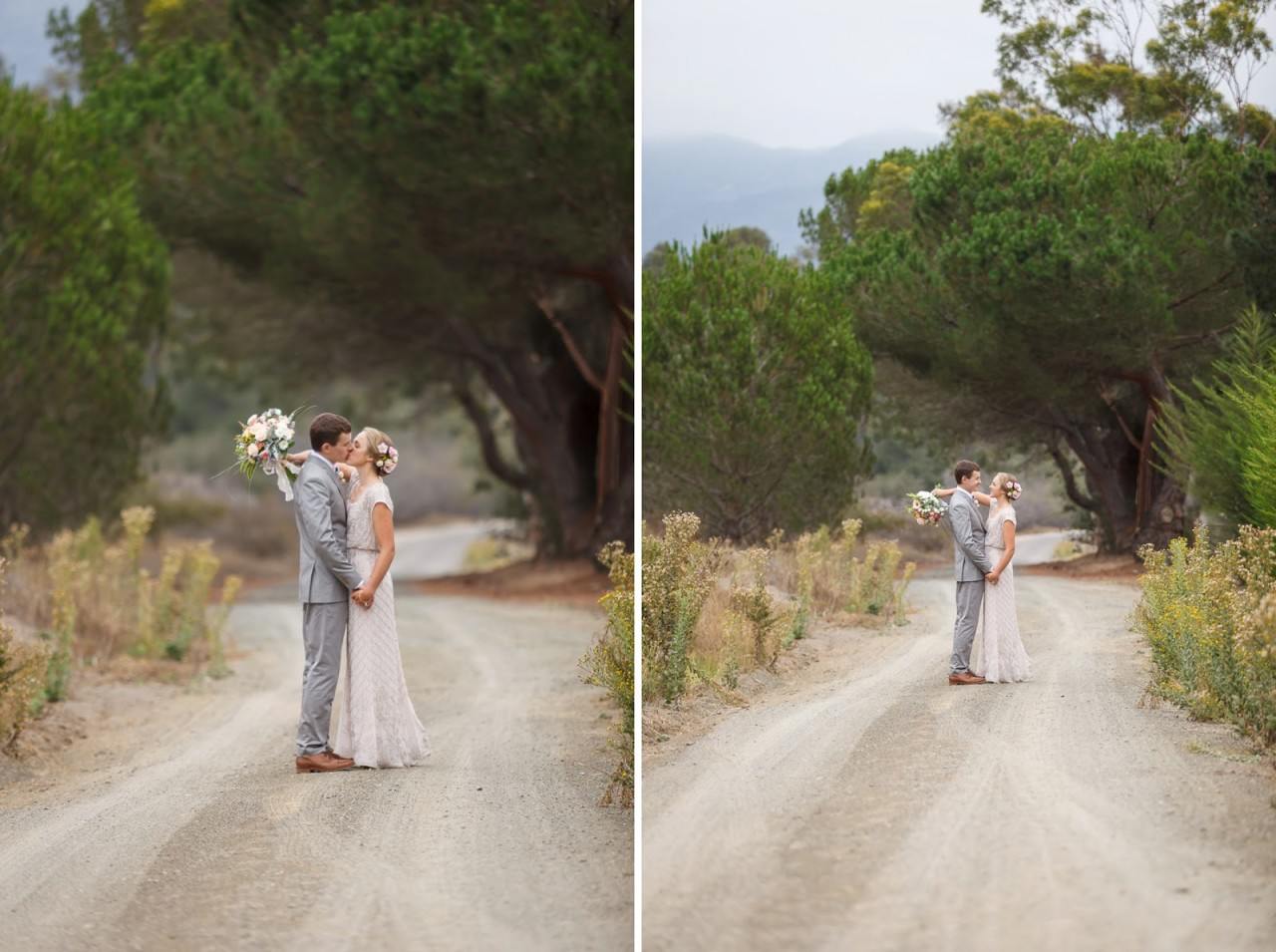 Kent And Cori S San Luis Obispo Wedding Biddle Park Wedding Photos Bergreen Photography