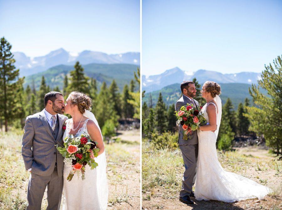 Ymca Of The Rockies Wedding
