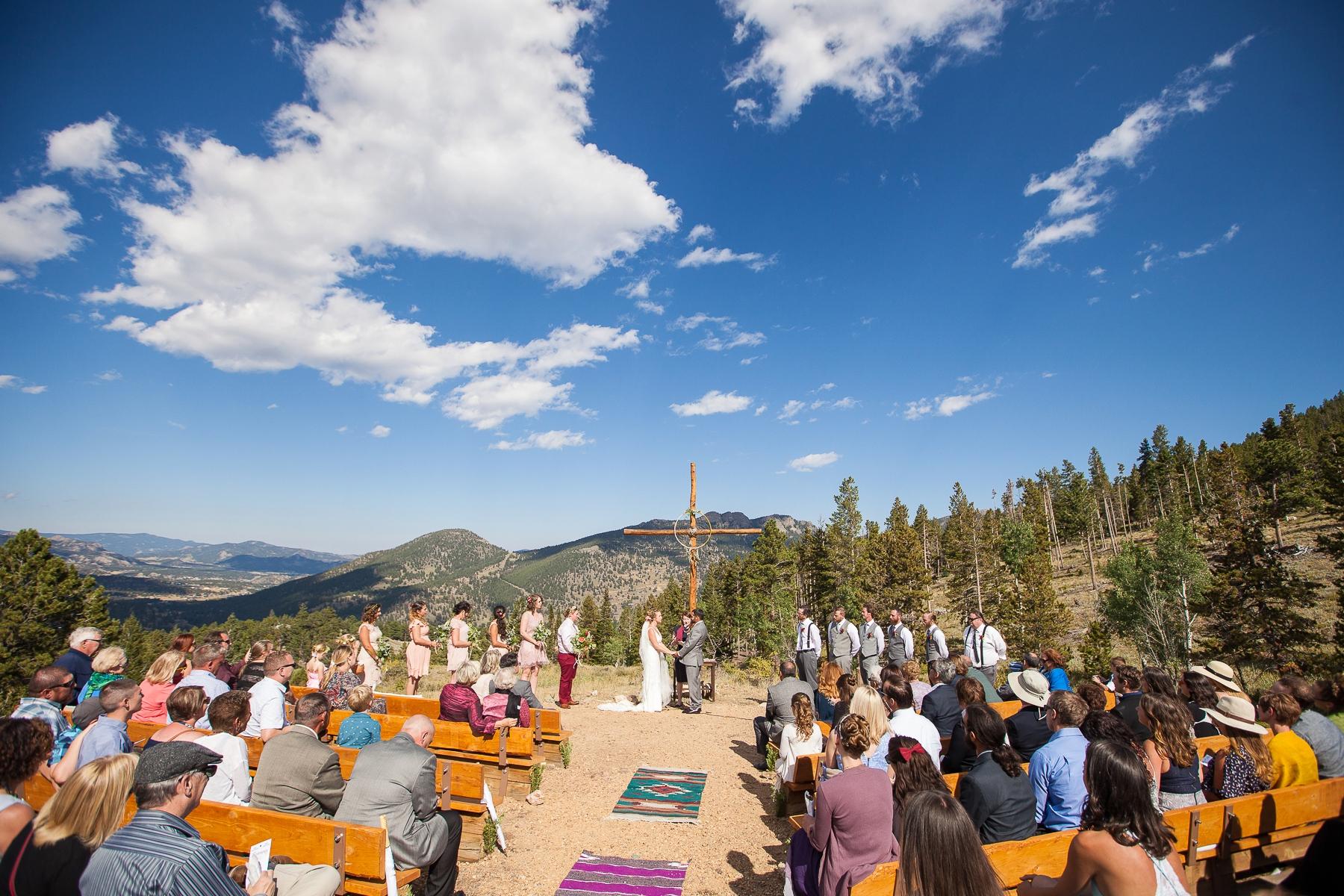 Top 3 breathtaking colorado wedding destinations for Top 5 wedding destinations