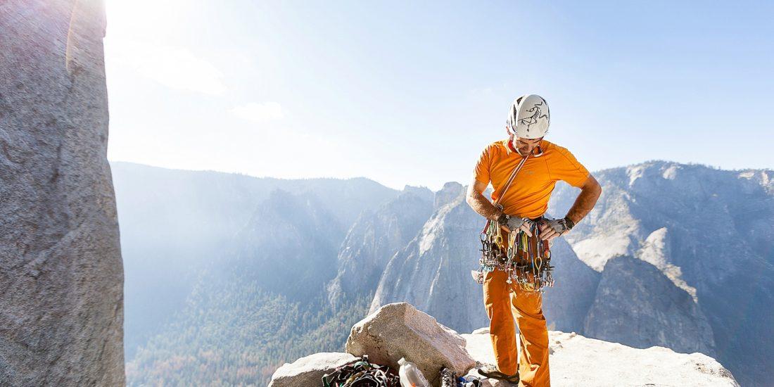 Yosemite Trip Report - Climbing the Salathe Wall - Bergreen
