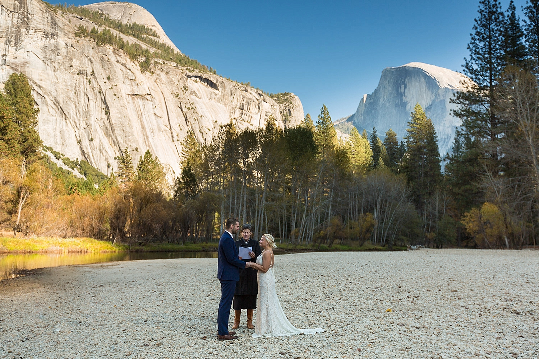 Yosemite Taft Point Elopement Photography Kristina And