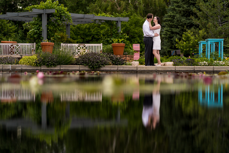 Vibrant Denver Engagement Photography | Megan and Adam