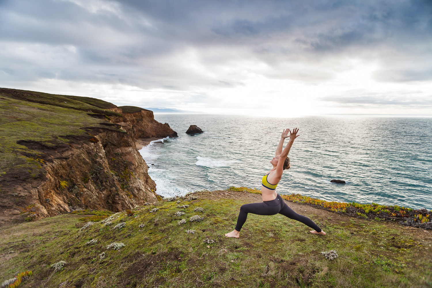 Yoga in Nature Photography Project | The True Nature Tribe ...