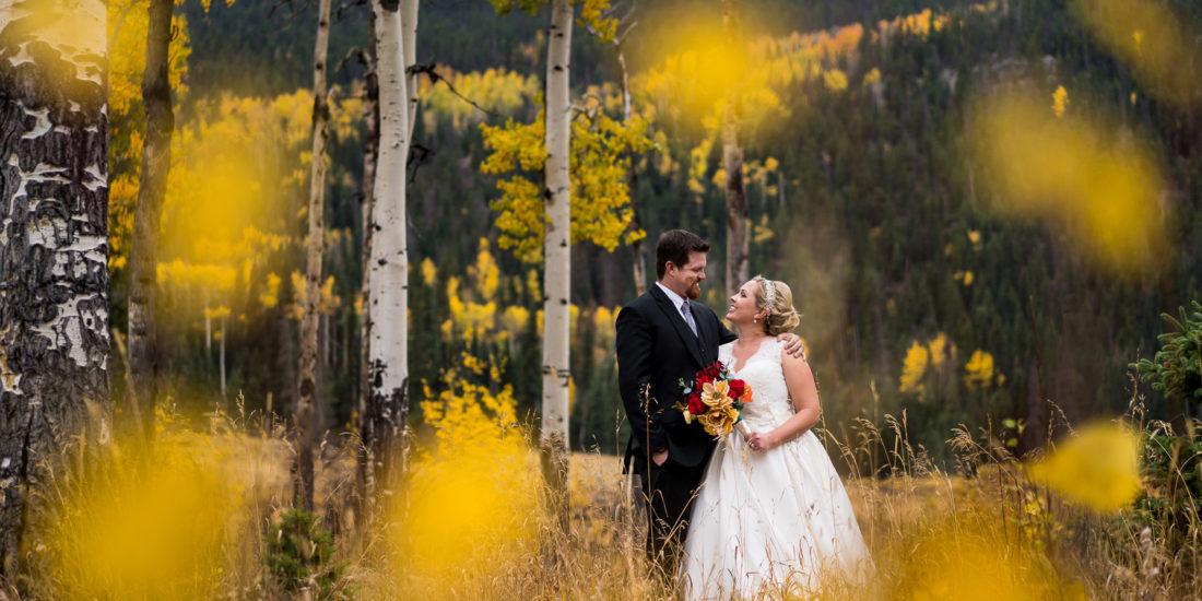 Black Canyon Inn Wedding Photos Kaley And Taylor Estes Park
