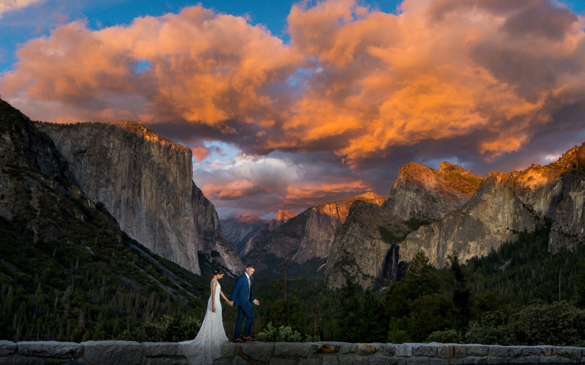 Yosemite National Park Wedding   Darcy and Kirk