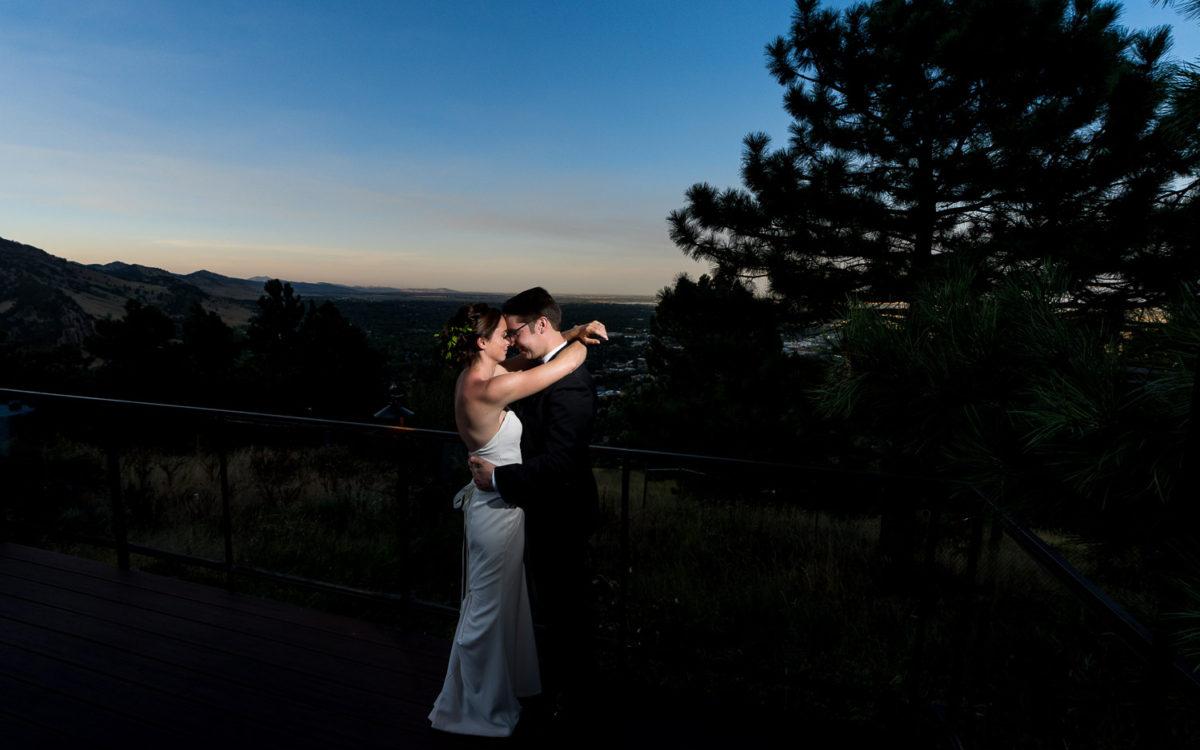 Joyful Boulder CO Wedding (and Hike)   Allison and Michael